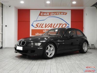 usata BMW Z3 M COUPE' 321 CV 1^ SERIE - PERFETTA CON TUTTA CRONOLOGIA TAGLIANDI - SUPERPREZZO (1998)