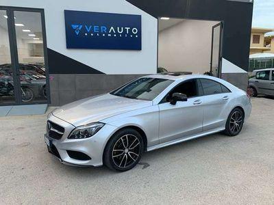 usata Mercedes CLS250 d 4Matic Premium