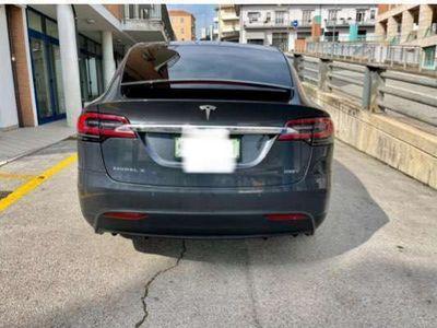 usata Tesla Model X 100kWh Long Range Dual Motor 6 Posti
