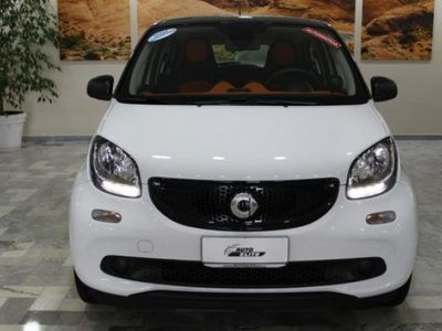 begagnad Smart ForFour 90 0.9 Turbo twinamic Passion