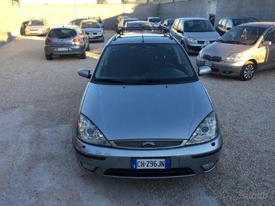 brugt Ford Focus sw 1.8 tdci 115 cv zetec 2003