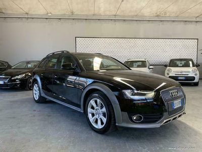 usata Audi A4 Allroad 2.0 TDI 190 CV