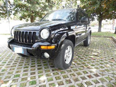 used Jeep Cherokee 2.5 limited - 2002