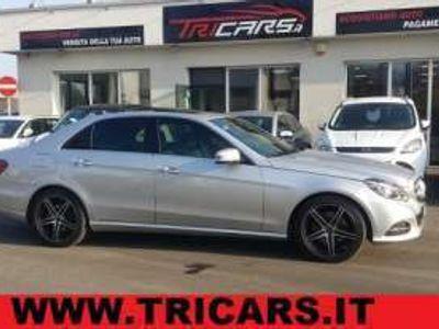 usata Mercedes E350 bluetec euro 6 4matic premium iva esposta diesel