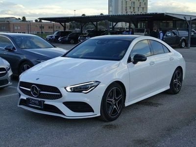 usata Mercedes CLA220 Automatic 4Matic Premium