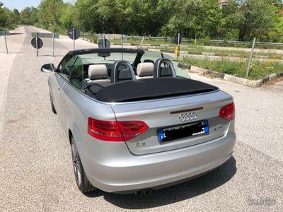 usado Audi A3 Cabriolet 2ª diesel full optional