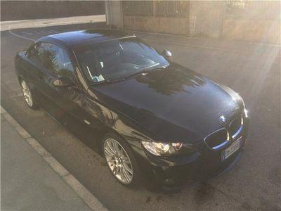 usata BMW 330 Cabriolet Serie 3 (E93) cat Msport