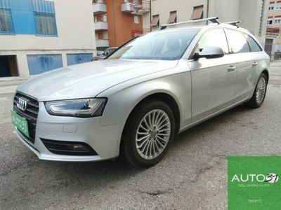 usata Audi A4 Avant 2.0 TDI 177CV Advanced - KM CERT.