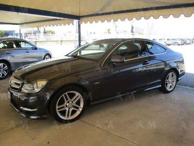 usata Mercedes 250 Classe C CoupéCDI BlueEFFICIENCY Coupé Avantgarde del 2012 usata a Rende