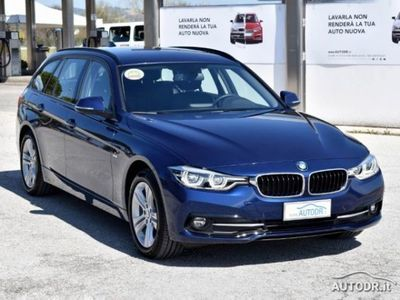 second-hand BMW 318 Serie 3 Touring d Sport usato