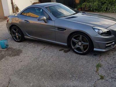 usata Mercedes SLK250 CDI BlueEFFICIENCY Premium