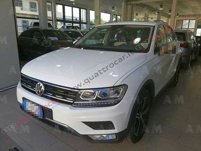 usata VW Tiguan Tiguan II2.0 tdi Executive 4motion 190cv dsg