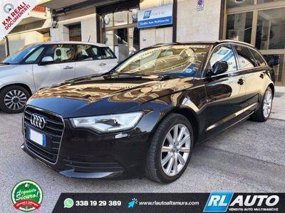 brugt Audi A6 Avant 2.0 TDI 177 CV multitronic Business