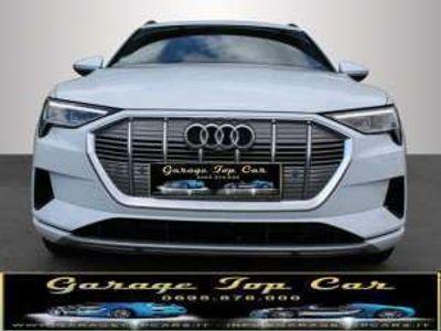 usata Audi E-Tron - advanced 55 quattro elettrica