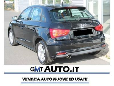 usata Audi A1 SPB 1.4 TDI CLIMA AUT CONNECTIVITY PDC MULTIFUNZ