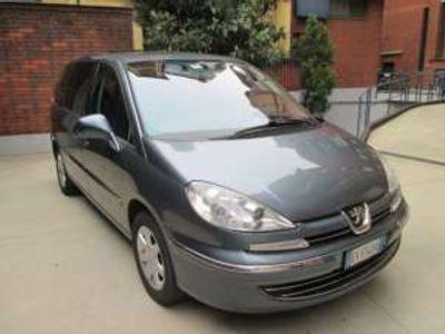 usata Peugeot 807 2.0 HDi 163CV 7 posti unico proprietario