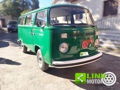 usata VW T2 23 AD, anno 1973, restaurato, ASI