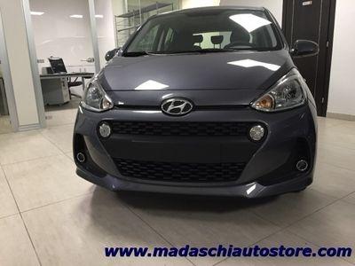 usata Hyundai i10 nuova del 2017 a Cannobio, Verbano Cusio Ossola