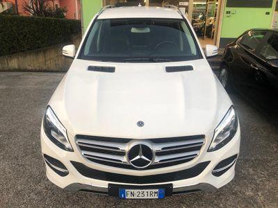 usata Mercedes GLE250 SPORT 4 Matic Navi Camera 360° Park Pilot EU 6B