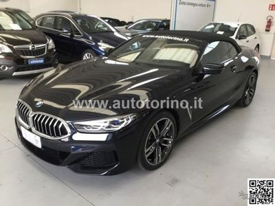 used BMW 840 serie 8840d xdrive cabrio m sport