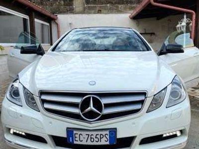usata Mercedes E250 CDI Coupé BlueEFFICIENCY Executive