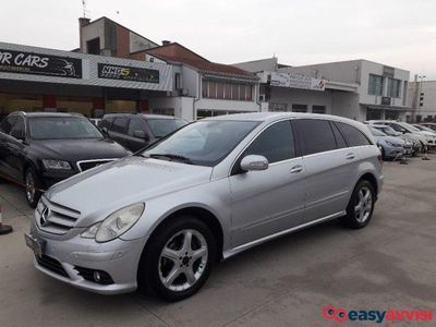 used Mercedes R280 CDI BlueEFFICIENCY cat Chrome