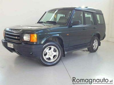 usata Land Rover Discovery 2.5 Td5 5p. Luxury - Gancio Traino - Frizione e Po