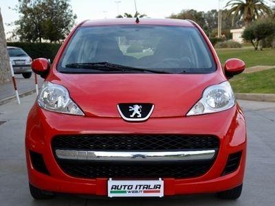 usata Peugeot 107 1.0 68CV 3P.+RADIO-CD+COMPUTER DI BORDO+RUOTINO