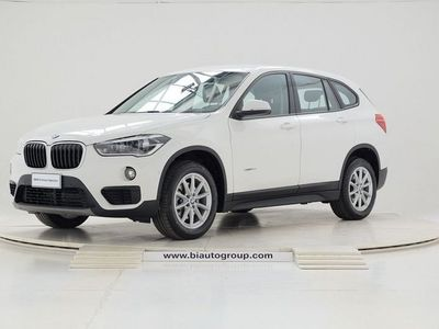 brugt BMW X1 xDrive18d Advantage