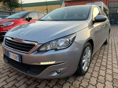 usata Peugeot 308 1.6 BlueHDi 120CV EAT6 SW ALLURE''UNICOPRIETARIO''