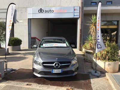 usata Mercedes A160 CLASSE Ad Automatic Executive
