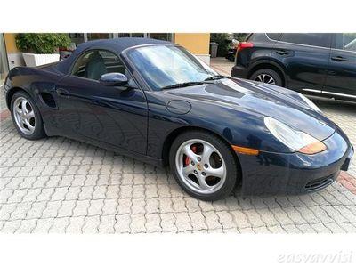 gebraucht Porsche Boxster 2.7i 24v cat benzina
