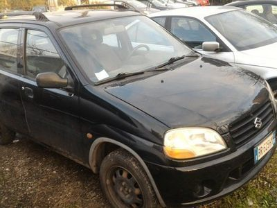 usata Suzuki Ignis 1.3i 16V cat 4WD GL rif. 12609197
