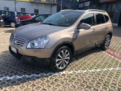 brugt Nissan Qashqai +2 2.0 dCi DPF 4WD Tekna