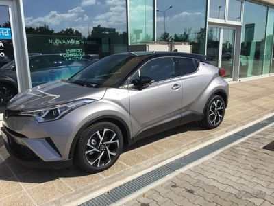 usata Toyota C-HR - 9/2017 - Style bicolore