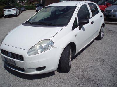 usata Fiat Grande Punto 1.3 MJT 75 CV 5 porte Activ a norma x Neopatentati