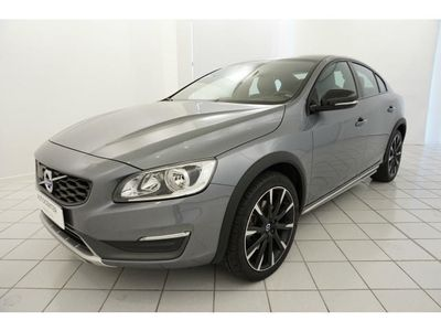 used Volvo S60 CC D4 AWD Geartronic Summ