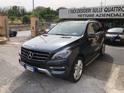 second-hand Mercedes ML350 BlueTEC 4Matic Sport