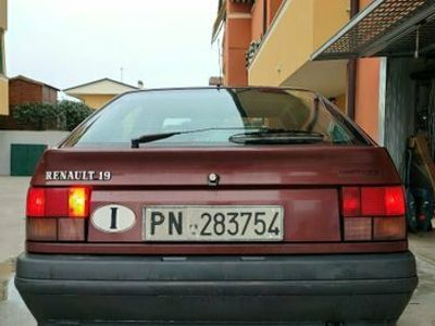 usata Renault 19 R1.2 5 porte TRE