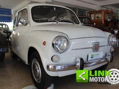 używany Fiat 600D fanalona 1969 - iscritta asi