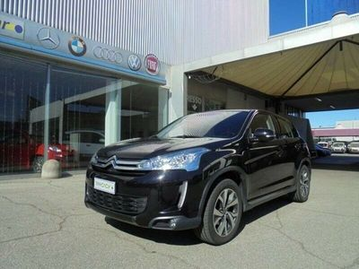 usata Citroën C4 Aircross 1.6 HDi 115cv Euro 6 Stop&Start 4WD Seduction