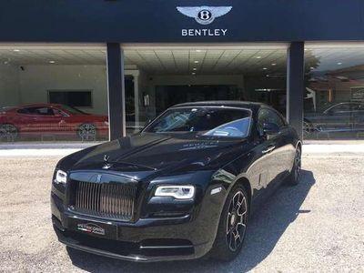 usata Rolls Royce Wraith Black Badge - Service Firenze