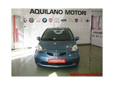 usata Toyota Aygo 1ª serie