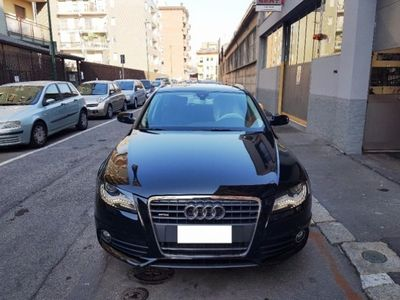 usata Audi A4 A4Avant 2.0 TDI 170CV F.AP. qu. Amb.