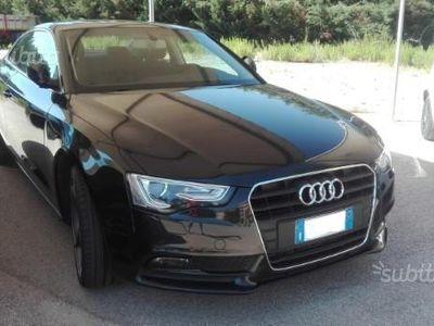 """usata Audi A5 2.0 TDI 177cv Coupè XENON NAVI 19"""" - 2013"""