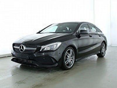 "usata Mercedes CLA220 D Sb Amg Line Pano Led+ Navi 8""""display"