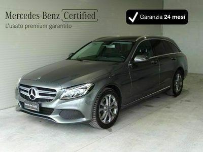 usata Mercedes C200 d S.W. Sport