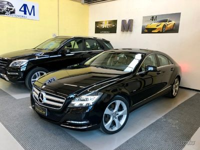 used Mercedes CLS350 CDI BlueEFFICIENCY
