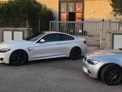 usata BMW M3 cat Coupé PERFETTA MANUALE TAGLIANDI