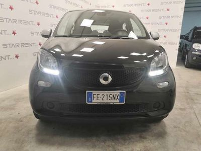 usata Smart ForFour 1.0 twinamic passion